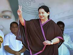 Jayalalithaa to Contest Bypoll from R K Nagar Constituency