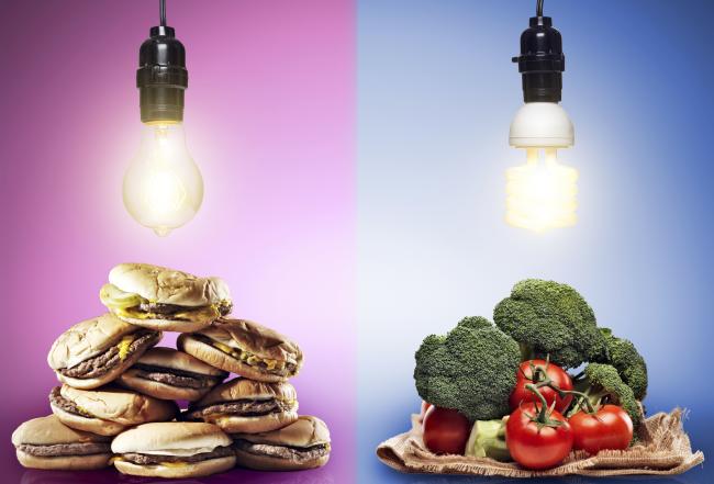 Week fitness challenge eliminate junk food cravings for