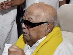 Karunanidhi To Lead DMK Protest On January 5 In Chennai
