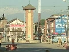 Strike in Kashmir Valley Affects Normal Life