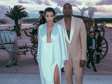 Kim Kardashian and Kanye Celebrate First Wedding Anniversary With Photos on Instagram