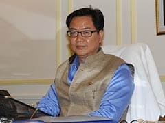 Kiren Rijiju Clarifies 'North Indians' Remark: 'Wasn't Pointing at Any Region'