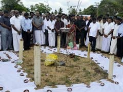 Sri Lankan Tamils Openly Mark Anniversary of War's End