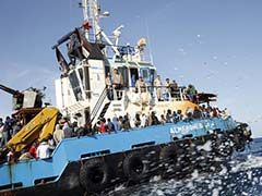 Mediterranean Shipwreck Crew Won't Face Kidnapping Charge