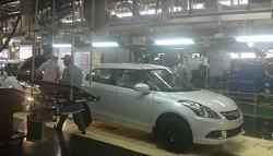Maruti Suzuki Makes History; Rolls Out 15 Millionth Car