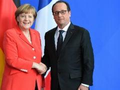Angela Merkel, Francois Hollande To Meet On Eve Of Bratislava Summit