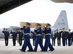 Last MH17 Crash Remains Arrive in Netherlands