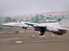 Indian Air Force's MiG-27 Jet Crashes in West Bengal, 2 People on Ground Killed