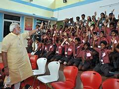 I Don't Keep Track of the Hours I Work, PM Modi Tells Students