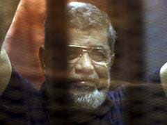 Egypt Court Postpones Mohamed Morsi Espionage Verdict