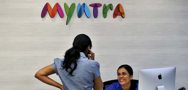 Myntra is India's largest online fashion retailer.