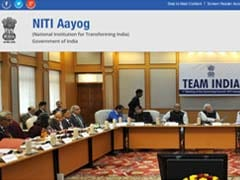 Government Launches NITI Aayog Website With Blogs Section