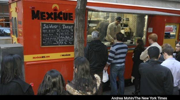 Mixing Cuisines: Mexicue Moves Beyond the Food Truck