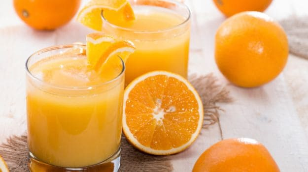 Drink Up the Goodness of Orange Juice to Boost Brain Health