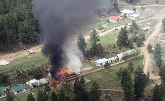 Taliban Pakistan Helicopter Pakistan Taliban Claim Downing