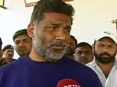 Pappu Yadav Injured as Stage Collapses in Bihar Rally