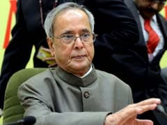 Lot to Be Done at Rashtrapati Bhavan: President Pranab Mukherjee