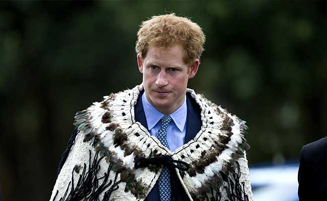 Prince Harry suffered 'total chaos' after Diana's death