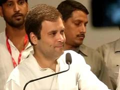 Union Minister Lashes Out Rahul Gandhi Remarks Against RSS