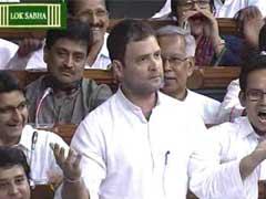 राहुल गांधी ने फिर साधा पीएम पर निशाना, बोले- अमेठी में की बदले की राजनीति