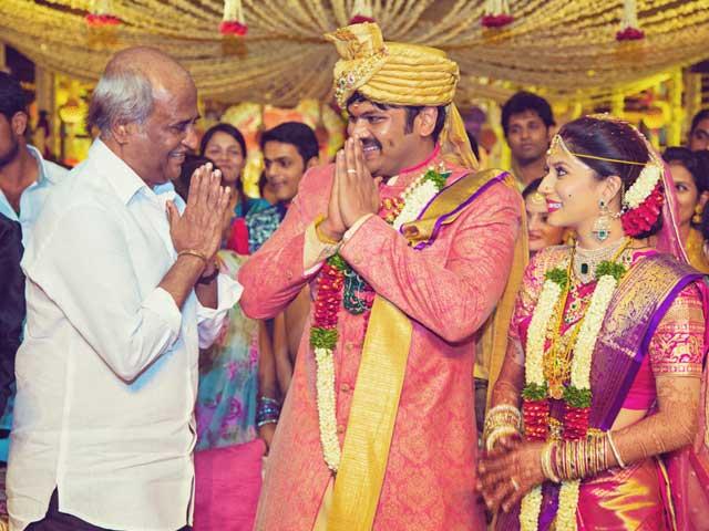 Manoj Manchus VIP Wedding Guests Rajinikanth Jagan Reddy Suriya And Prabhas