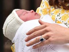 Britain's New Princess Has Been Named Charlotte Elizabeth Diana