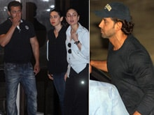 Salman Khan's Latest Celeb Visitors: Hrithik Roshan, Kareena Kapoor