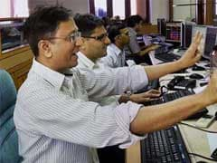 Sensex Ends Over 550 Points Higher On Hopes Of Better Monsoon