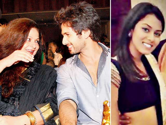 Mira is Sweet and Affectionate, Says Shahid Kapoor's Mother