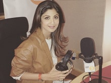Now, Shilpa Shetty Turns RJ For a London-Based Radio Station