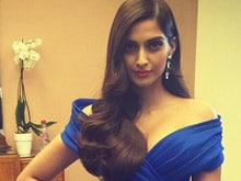 Cannes Film Festival: Sonam Kapoor Paints the French Riviera Blue in Ralph & Russo