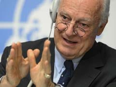 UN Adjourns Syria Talks, Asks Big Powers For Help