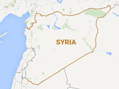 Syria Army Plane Crashes In Rebel-Held Town, 23 Dead: Monitor