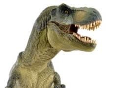 A New Theory For Dinosaur Extinction: 50 Million Years Of Whimpering, Then A Bang