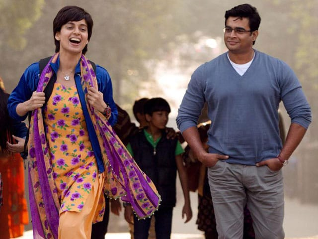 <i>Tanu Weds Manu Returns</i> is 2015's 'First Blockbuster,' Eyes 100 Cr in India