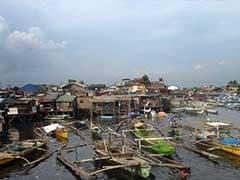 Typhoon Lashes Northeast Philippines, Landslides Feared