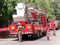 Fire Contained in New Delhi's Udyog Bhawan, No Major Damage