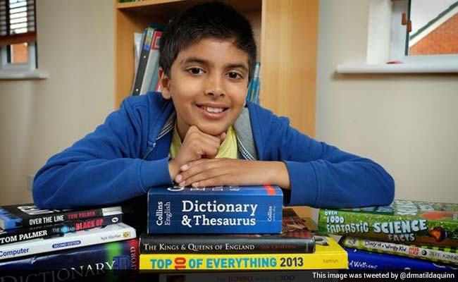 10-Year-Old Boy in UK Gets Highest Mensa Score of 162