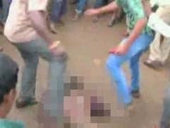 Andhra Mob Strips, Kicks Body of Alleged Child Rapist
