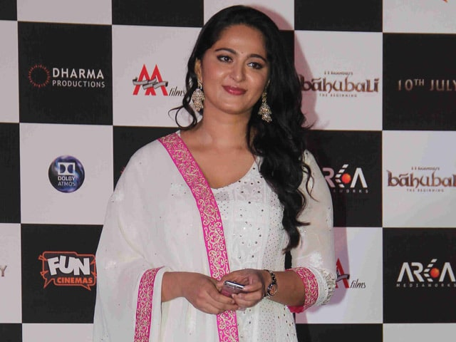 Anushka Shetty: Didn't Use Body Double in Baahubali for Authenticity