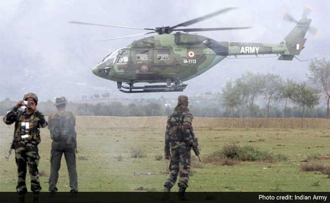 Surgical Strike Indian Army Photo