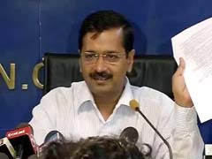 Arvind Kejriwal's Personal Power Bill not Rs 91,000, Says AAP Government