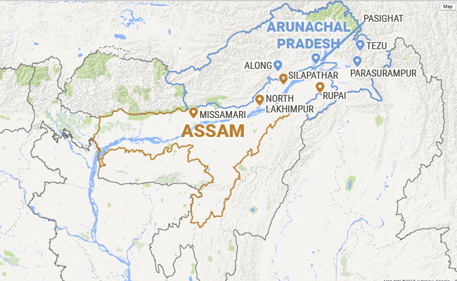 Funds Dried Up, 4 Key Rail Links to China Border at a ...