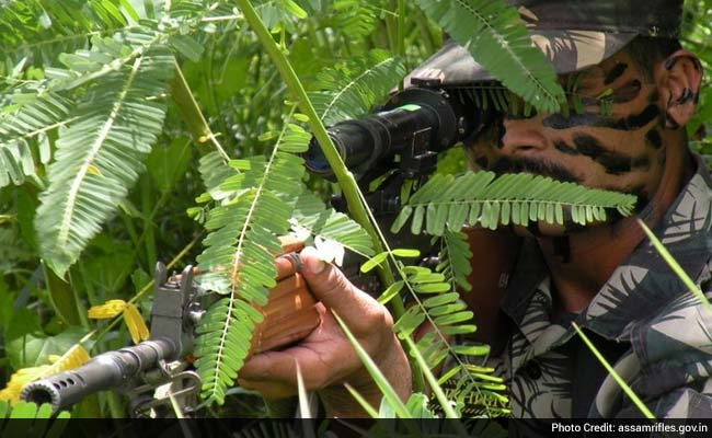 Army Major, 4 militants killed in Nagaland encounter