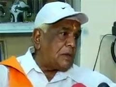 Babulal Gaur, Madhya Pradesh Minister, Out. BJP Uses No-Over-75 Rule.