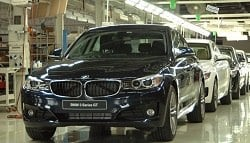 BMW 3 Series Gran Turismo (GT) Sport Line Launched at Rs. 39.9 lakh