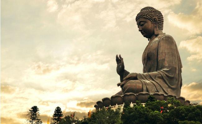 Little Buddha - cover