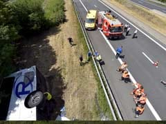 Bus Carrying British Children Crashes in Belgium, Driver Dead
