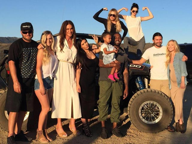 Caitlyn Jenner Took a Road Trip With Kids on Father's Day, Tweets Pic