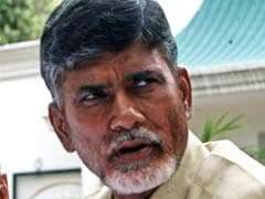 Special Status Alone Not Enough to Boost Andhra Pradesh Growth: Chief Minister N Chandrababu Naidu